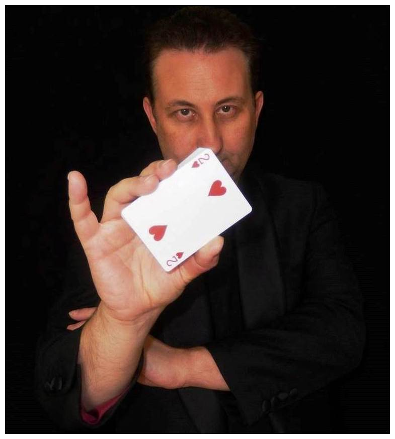 Liverpool magician Andy Field. Powerful and entertaining magic for your event.